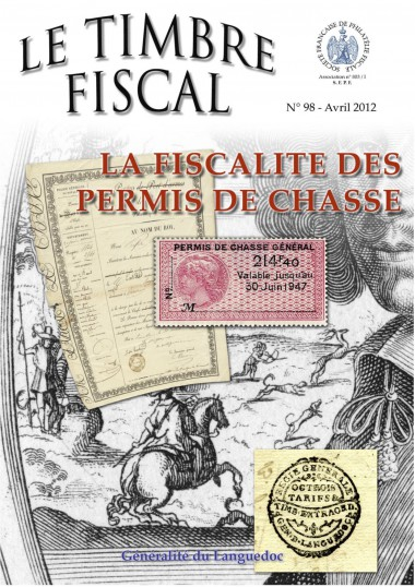 Bulletin Le Timbre Fiscal n°98