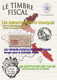 Bulletin Le Timbre Fiscal n°104