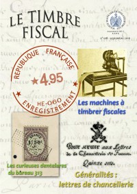 Bulletin Le Timbre Fiscal n°108